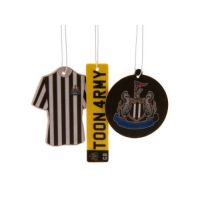 Newcastle United profumatore auto