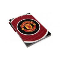 Manchester United notepad