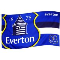 Everton bandiera