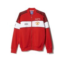 Manchester United Adidas track top