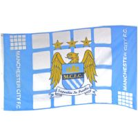 Manchester City bandiera