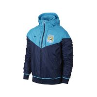 Manchester City Nike giacca